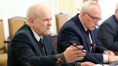 Анфимов принял участие в заседании областного штаба по борьбе с распространением коронавируса