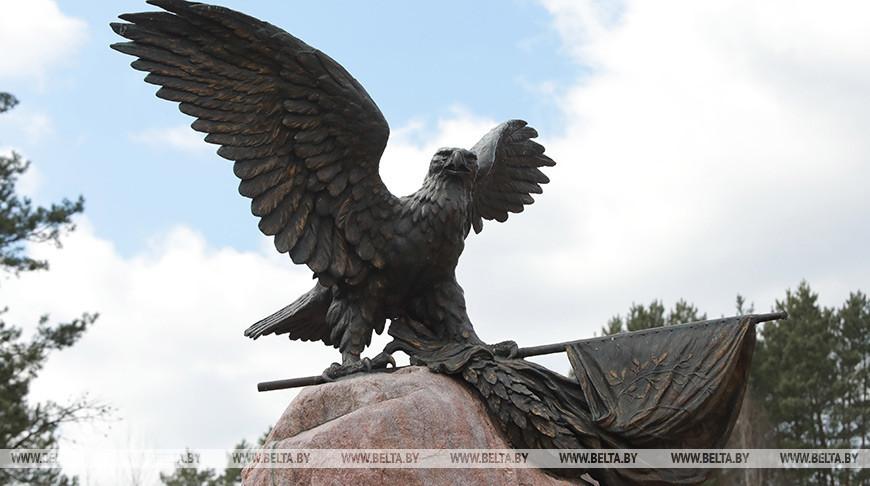 Памятник битве при Лесной в Славгородском районе
