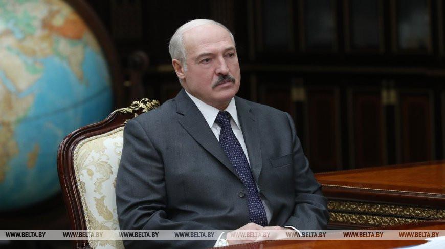 Лукашенко встретился с министром по чрезвычайным ситуациям