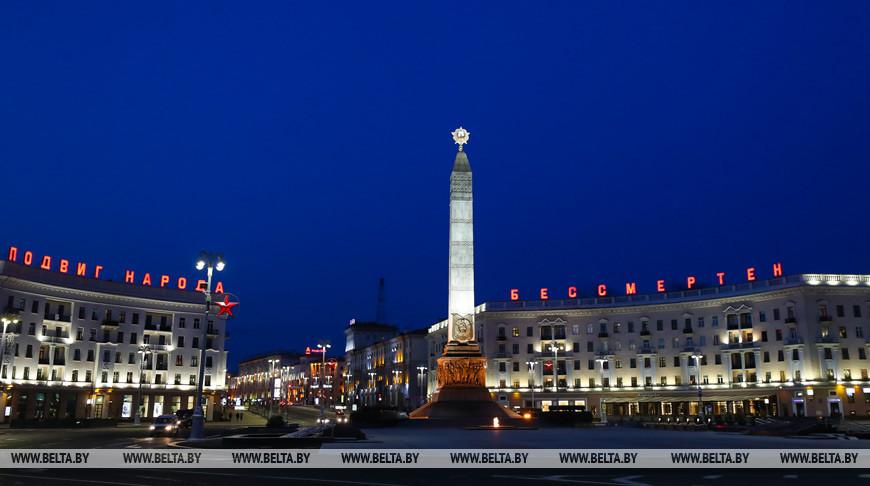 Площадь Победы в Минске почти готова к открытию после реставрации