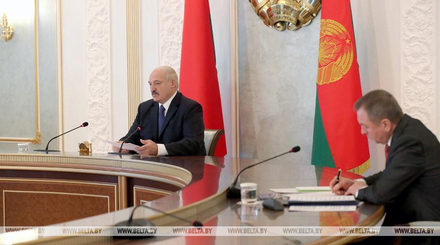 Рабочая встреча членов Высшего Евразийского экономического совета состоялась в режиме видеоконференции