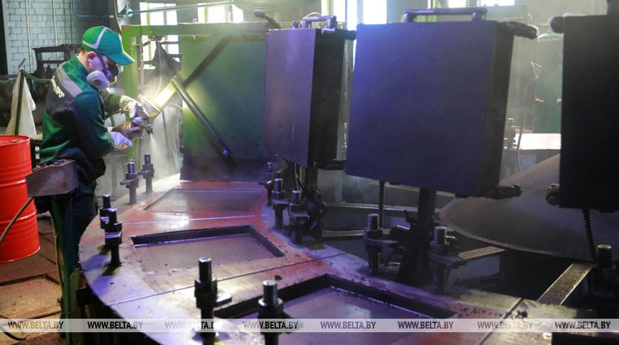 Предприятие по переработке изношенных шин действует в Бобруйске