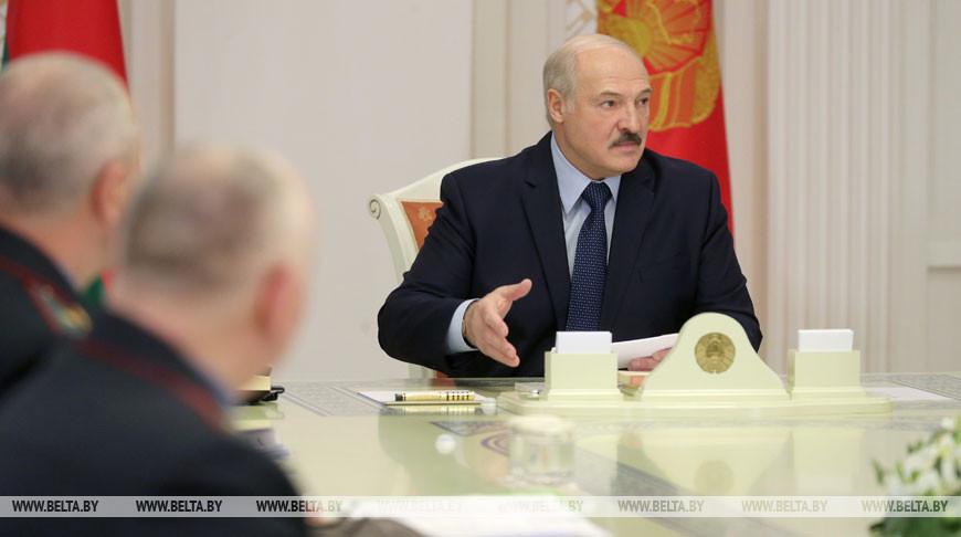 Лукашенко провел совещание по вопросам амнистии и помилования лиц, осужденных за преступления в сфере незаконного оборота наркотиков