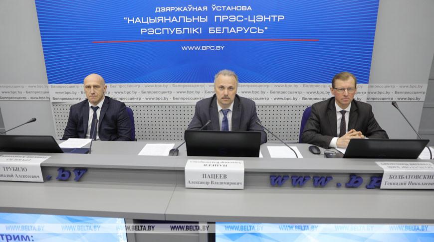 Беларусь на неделе ожидает пробную партию экспресс-тестов на антитела к COVID-19
