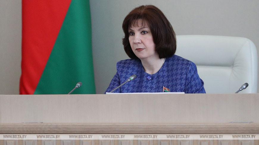 Белорусский парламент принял заявление в связи с 75-летием Великой Победы