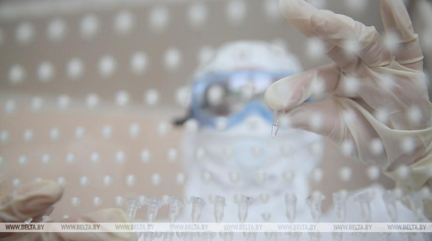 В лаборатории в Ратомке будут проводить тесты на COVID-19