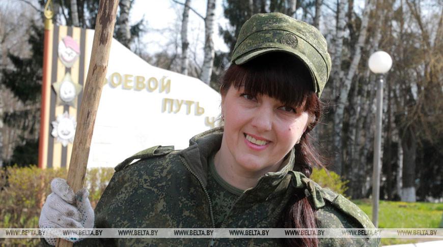 Республиканский субботник в Могилеве