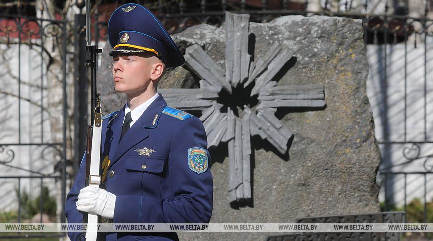 В Минске почтили память жертв чернобыльской трагедии