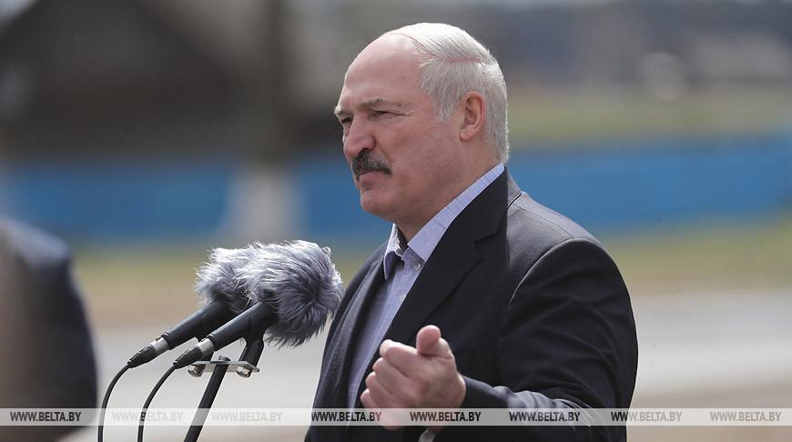 Лукашенко о пострадавших от Чернобыля районах: на этой земле можно жить, и мы будем жить