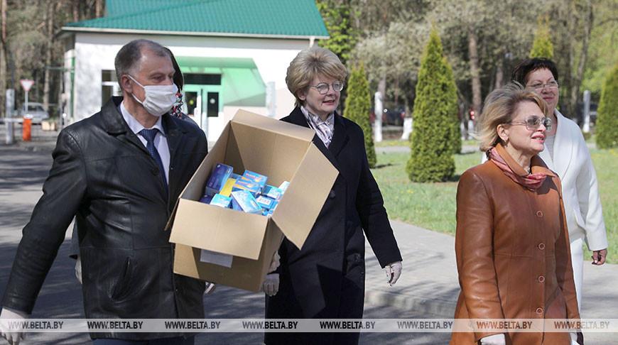 Депутаты поддержали гродненских медиков