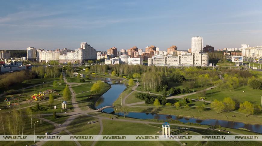 Минский микрорайон Уручье
