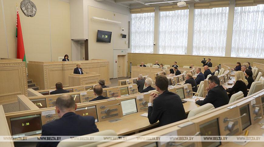 Совет Республики одобрил законопроект об амнистии к 75-летию Победы