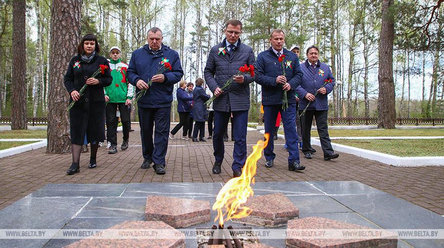 Кунцевич: достойно встретить юбилей Победы - наша святая обязанность