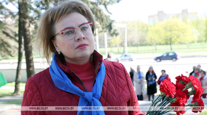 """Белорусский союз женщин присоединился к акции """"Беларусь помнит. Помним каждого"""""""