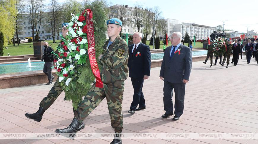Витебчане празднуют День Победы