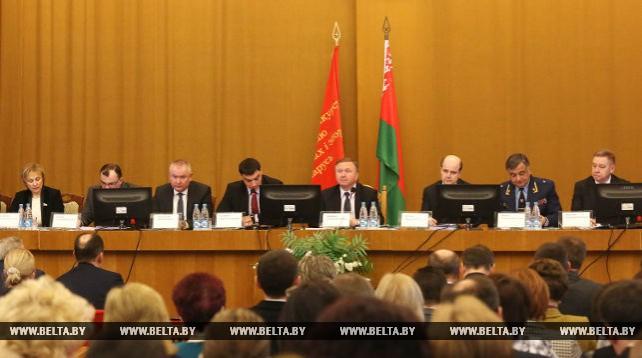 Кобяков принял участие в работе коллегии МНС