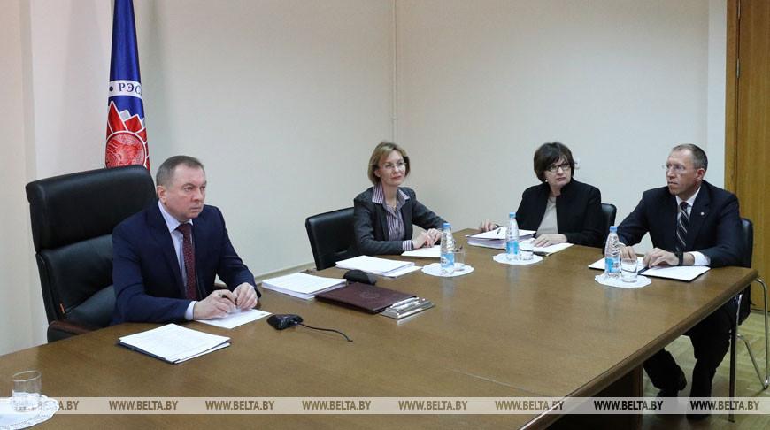 Заседание СМИД прошло онлайн с участием 10 стран СНГ