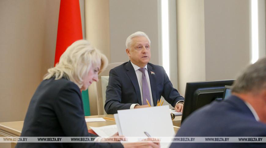 В Совете Республики не исключают инициирования изменений в правовые акты ЕАЭС для поддержки экспорта