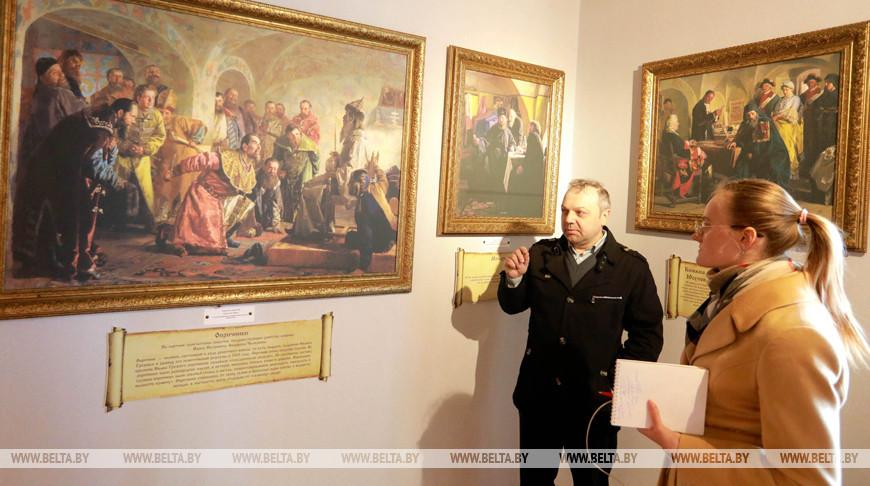 """Музейный комплекс действует в """"Николаевских прудах"""" возле Круглого"""