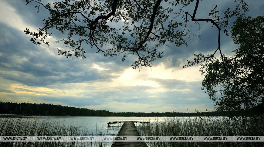 Белое и Черное озера в Брестском районе