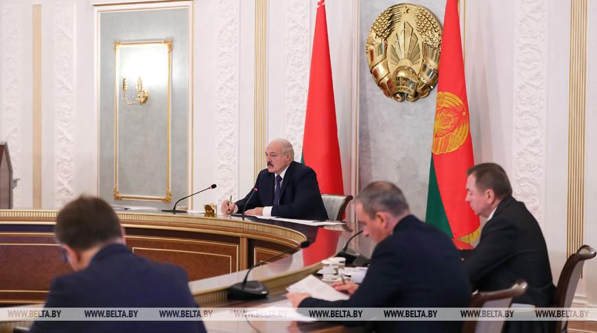 Саммит ЕАЭС прошел под председательством Президента Беларуси
