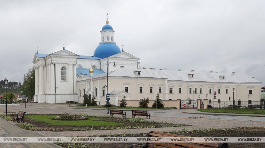 Жировичский монастырь отмечает 500-летний юбилей