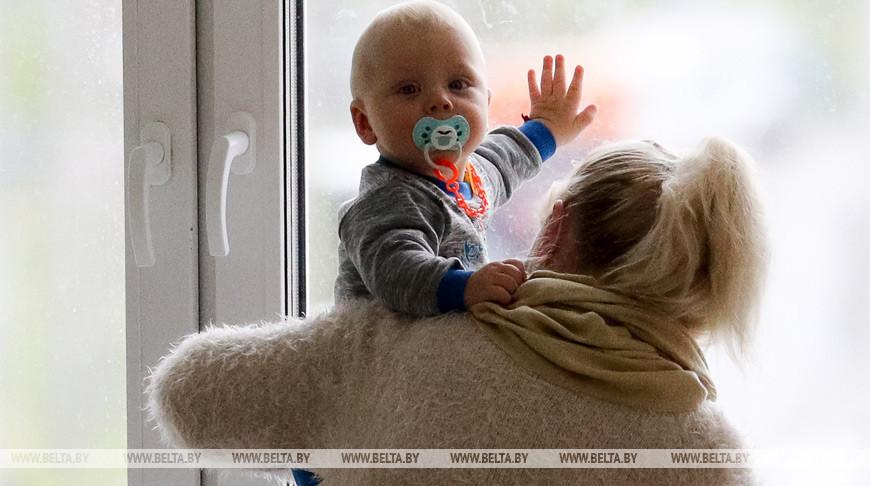 В детской поликлинике №4 Минска организовано разделение потоков пациентов