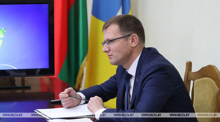Кунцевич провел прием граждан в Крупках