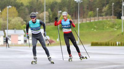 """Белорусские спортсмены тренируются в """"Раубичах"""""""