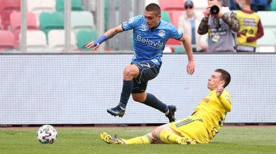 Футболисты БАТЭ в четвертый раз выиграли Кубок Беларуси