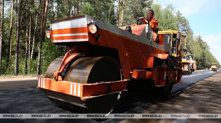 Около 220 км местных дорог отремонтируют в Гродненской области в 2020 году