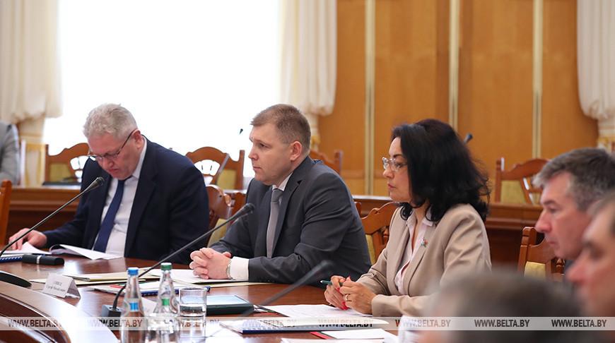В Беларуси завершают подготовку новых КоАП и ПИКоАП, предложения заняли более 5 тыс. листов