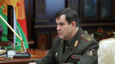 Лукашенко провел встречу с Валерием Вакульчиком