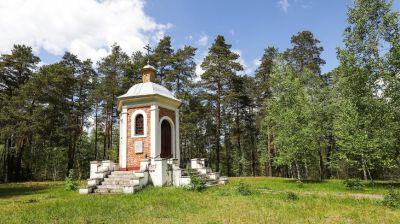 Каплица на месте битвы 1812 года
