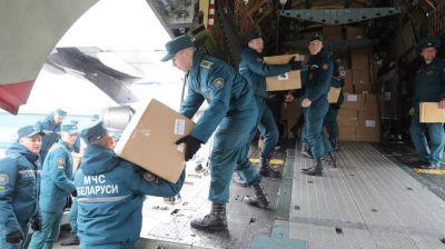 Сто кислородных концентраторов доставили в Беларусь из Китая