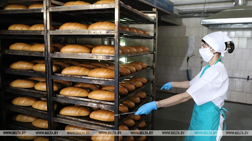 Ушачский хлебозавод инвестировал в модернизацию производства Br735 тыс.