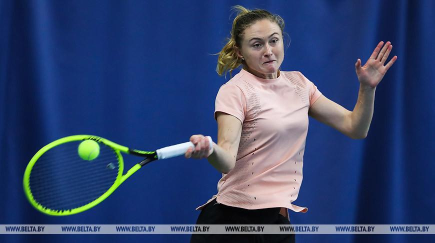 Выставочный турнир BelGlobalStart Cup проходит в Минске