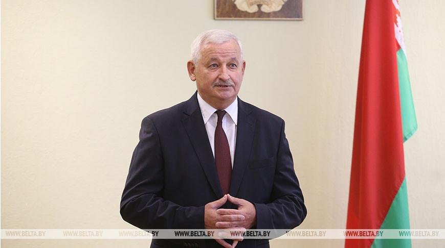 Нового руководителя представили Министерству промышленности