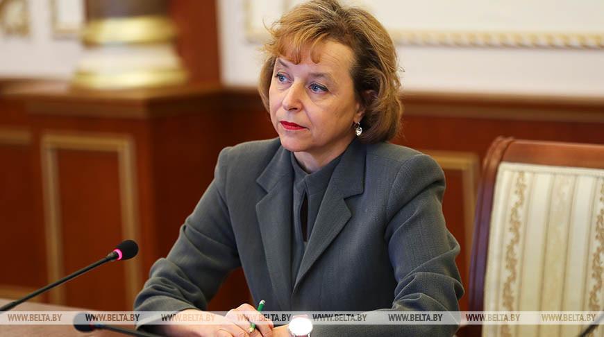 Андрейченко встретился с послом Австрии