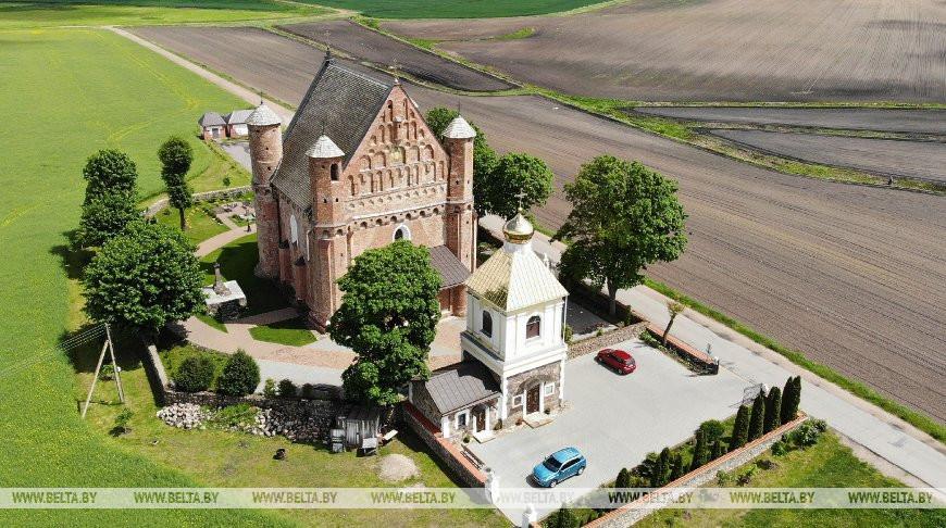 Церковь Святого Михаила в деревне Сынковичи