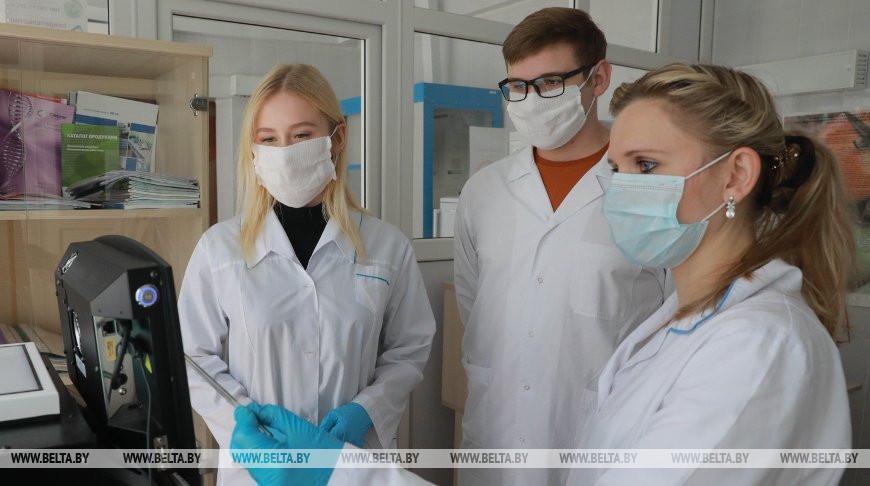 Около 10 тыс. студентов учатся в БГСХА