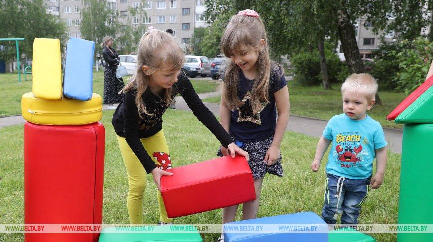 В Гродно на каникулах детям предложат активности на свежем воздухе