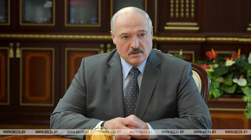 Лукашенко провел совещание по актуальным общественно-политическим вопросам