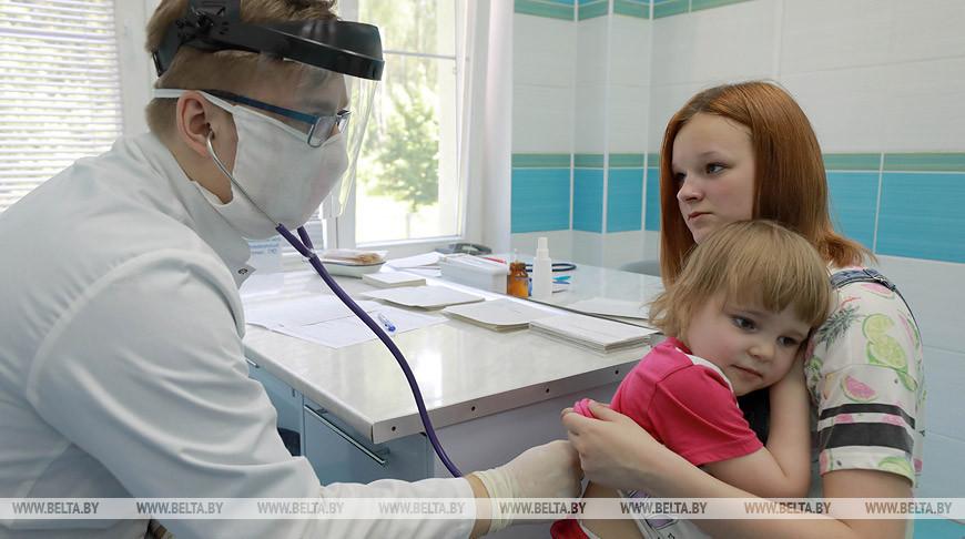 Профсоюзы вручили учреждениям здравоохранения Могилева сертификаты на Br15 тыс.