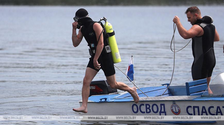 Спасатели ОСВОД в Гродненской области дежурят в усиленном режиме