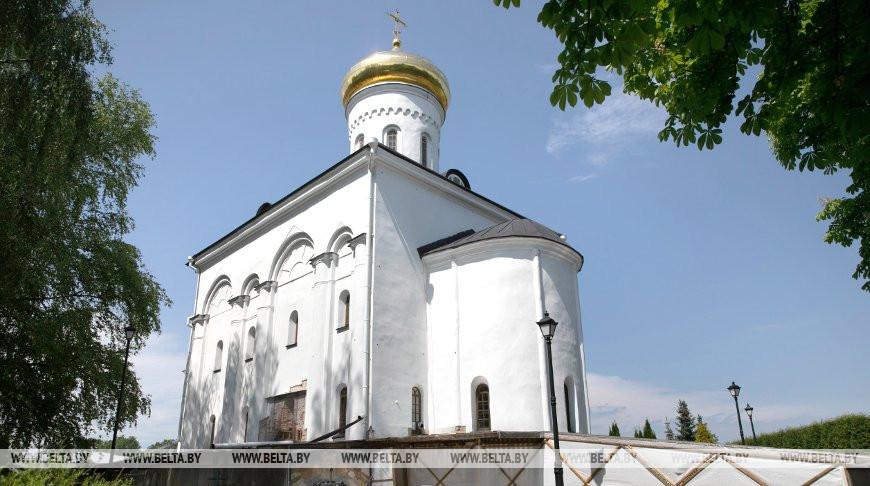 Спасо-Преображенская церковь в Полоцке - памятник архитектуры XII века