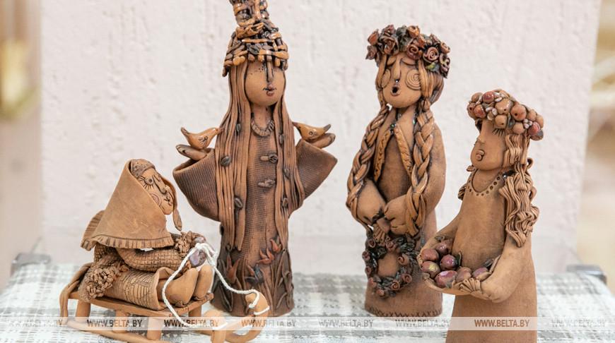 Выставка Олеси Овчинниковой открылась в Витебске