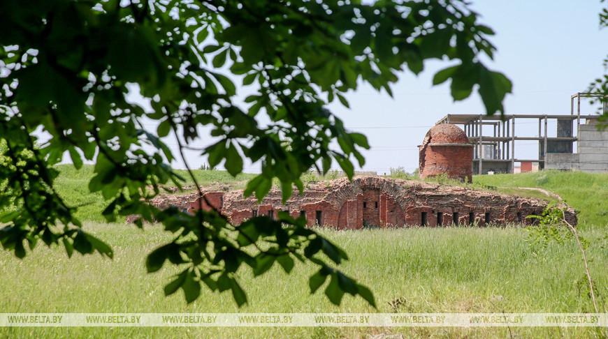 Бобруйская крепость - памятник архитектуры первой половины XIX века