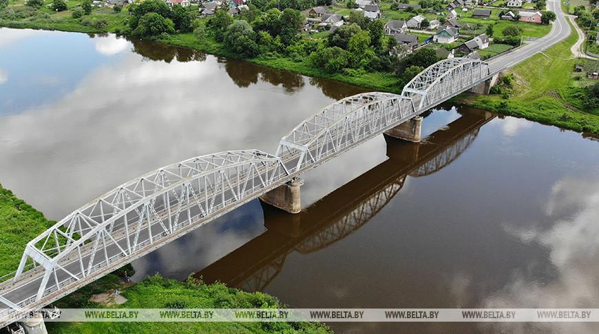 Мосты - город пяти мостов
