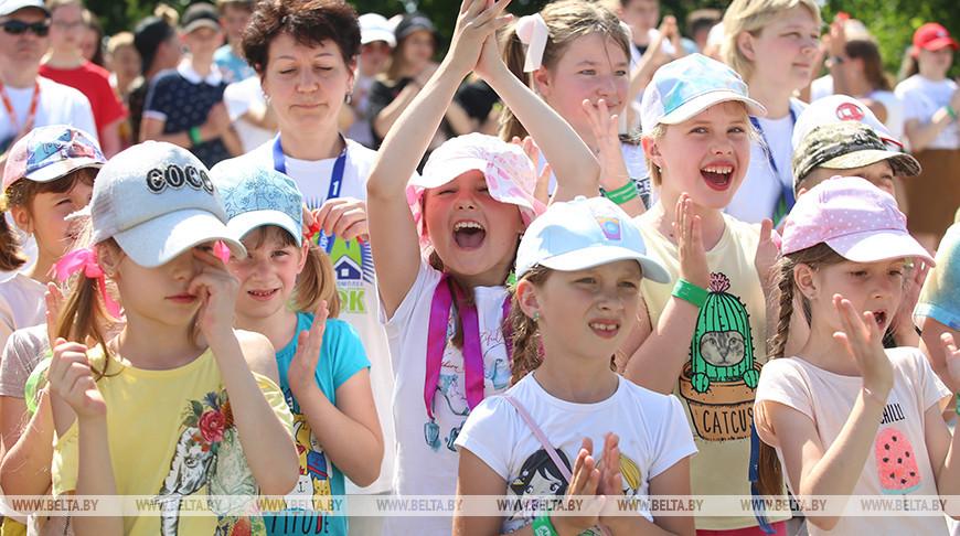 Летние детские лагеря в Беларуси заполнены почти на 80% - Петришенко